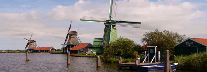 Full day tour in Holland