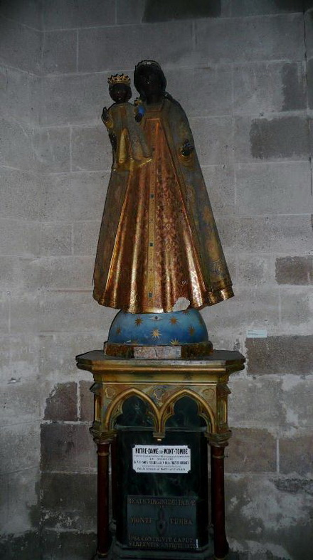 Our Lady Of Mont Tombe