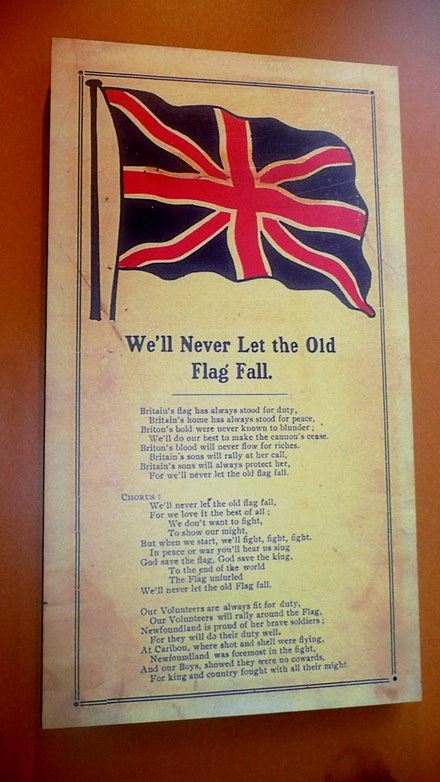 Old Flag Fall