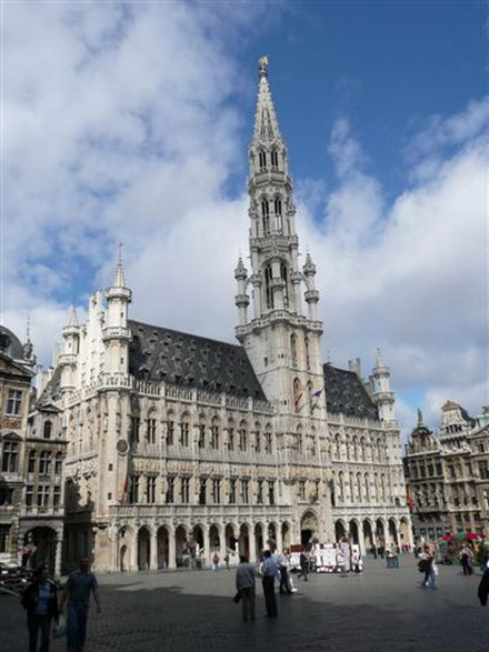 Brussels Classical Tour