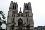 Cathedral St. Michael and Gudula Brussels
